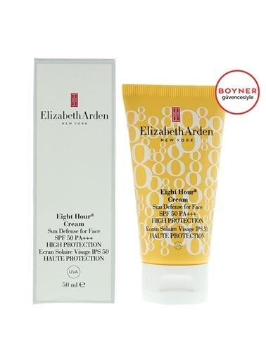 Elizabeth Arden Elizabeth Arden Sun Defence Spf50 Sunscreen High Protection Pa+++ Koruyucu Güneş Kremi 50 Ml Renksiz